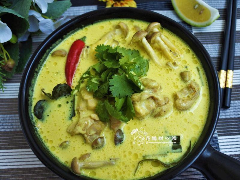 泰式椰奶雞湯