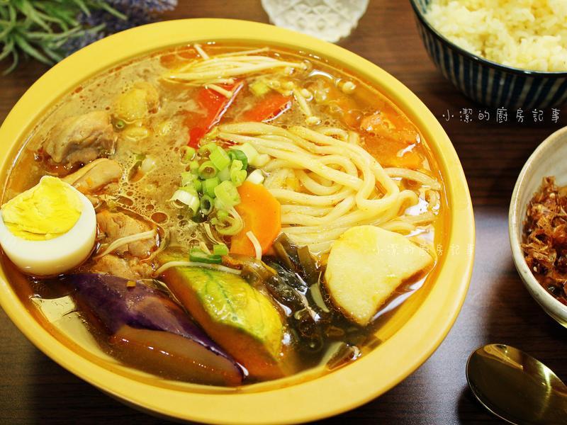 北海道湯咖哩