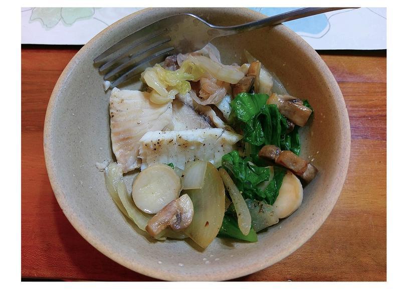 連假清腸胃-低脂鯛魚特餐