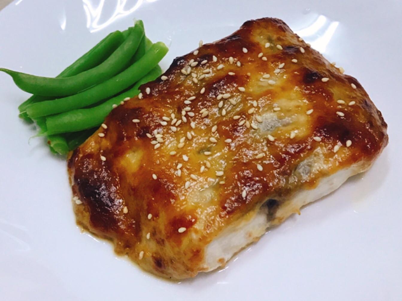 味噌烤土魠魚