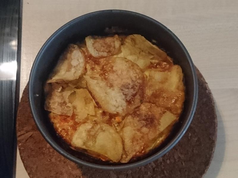 簡易法式薯片鹹派