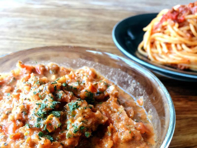 義式番茄紅醬【好偏心果汁機】