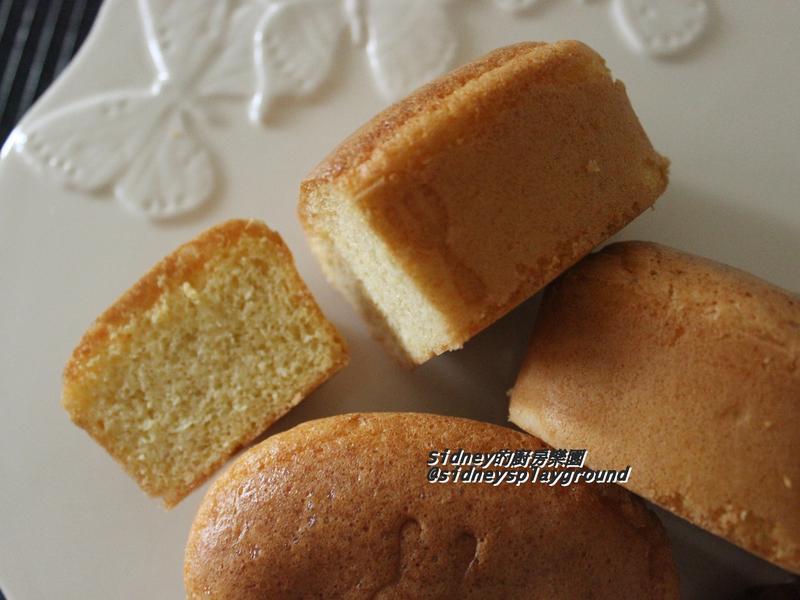 古早味低醣小海綿蛋糕-低醣無麵粉