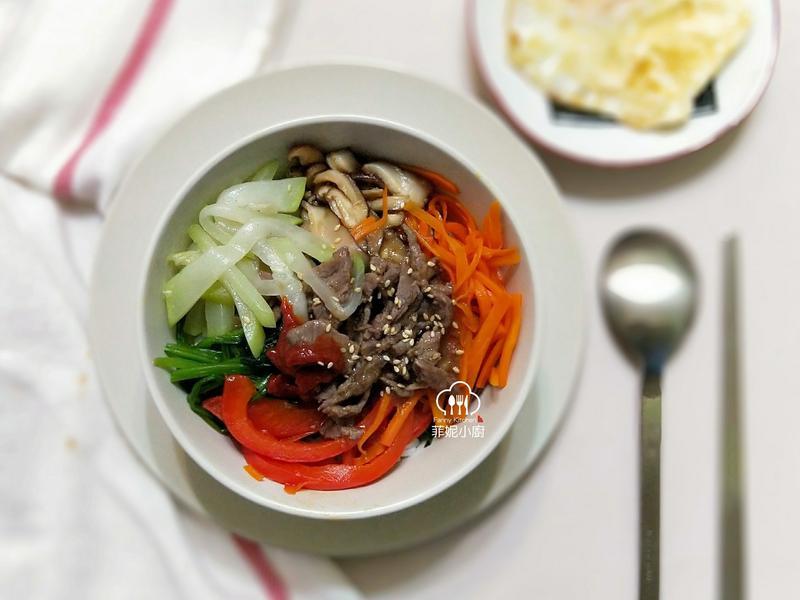 尹食堂韓式拌飯