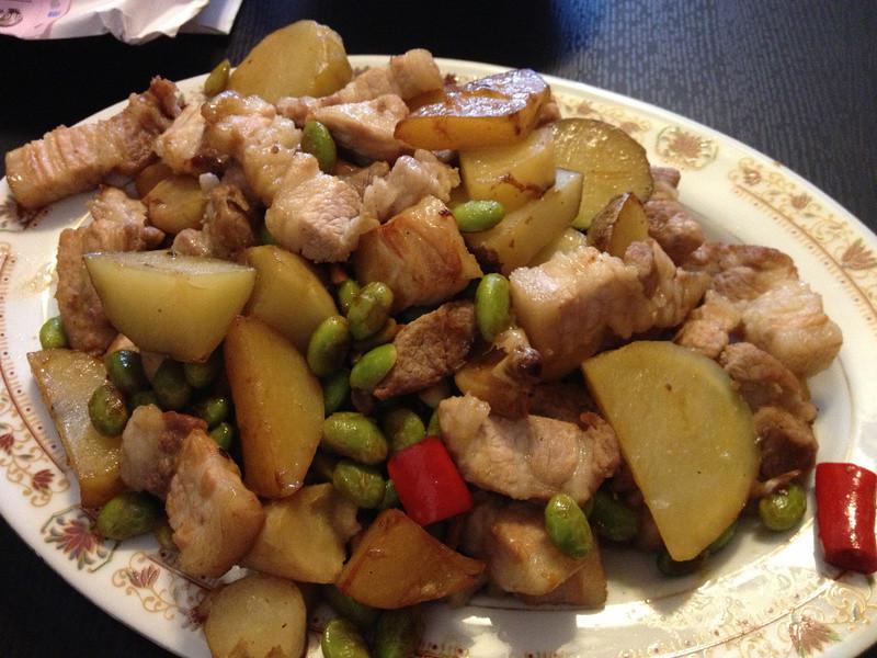 馬鈴薯燒肉- Polydice 愛料理分享餐第三回