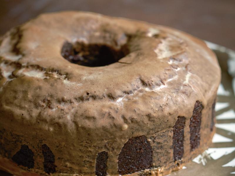 東販小食堂:即溶咖啡蛋糕