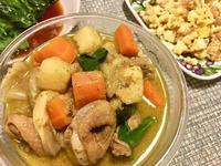 專治挑食 | 發汗綠咖哩雞