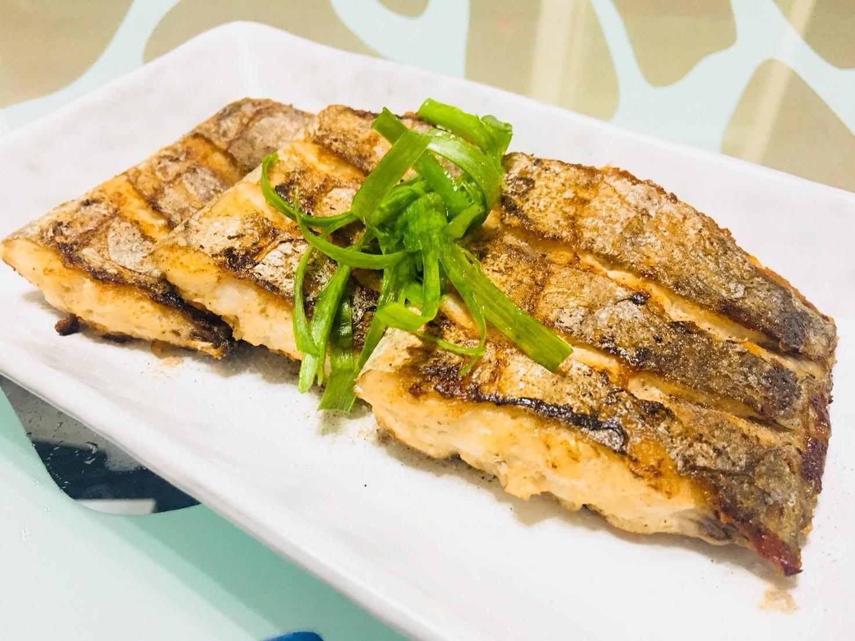 乾煎白帶魚