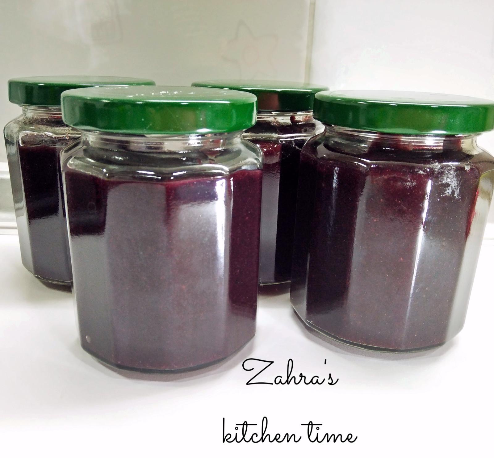 樹葡萄果醬