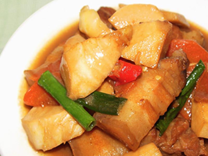 【厚生廚房】竹筍味噌燒肉譜