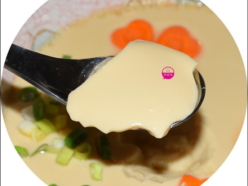 簡單三步驟滑嫩蒸蛋(電鍋、炒菜鍋兩用版)