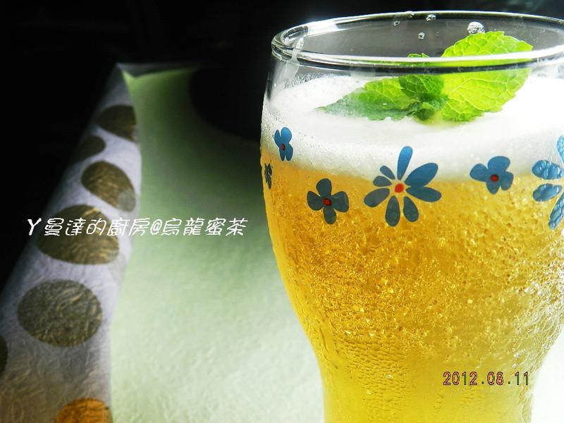 ㄚ曼達的廚房~烏龍蜜茶