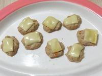 起司豆腐雞肉漢堡排♡寶寶版