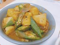 [簡易菜式] 咖哩薯仔雞翼✨
