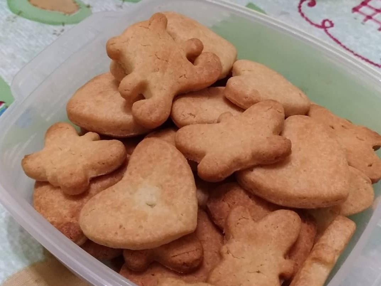 奶油酥餅乾