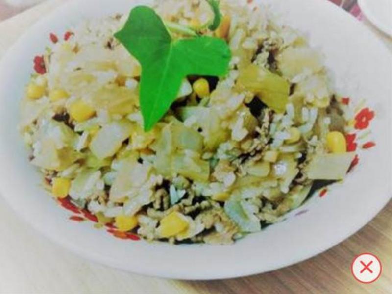 牛肉炒飯【李錦記舊庄特級蠔油】