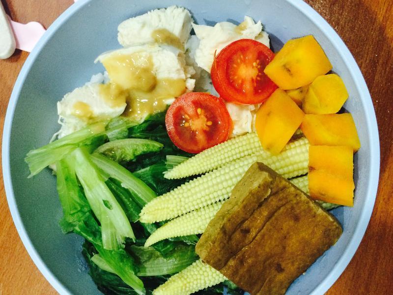 輕食水煮料理:Day 1