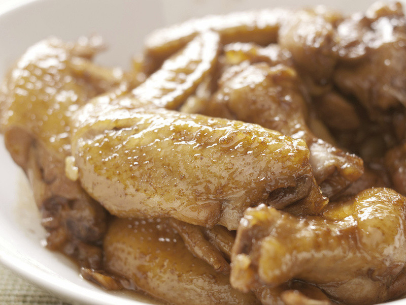 蒜香可樂雞
