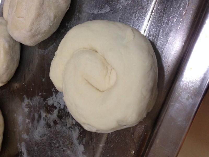 蝸牛蔥餅【烘焙展食譜募集】