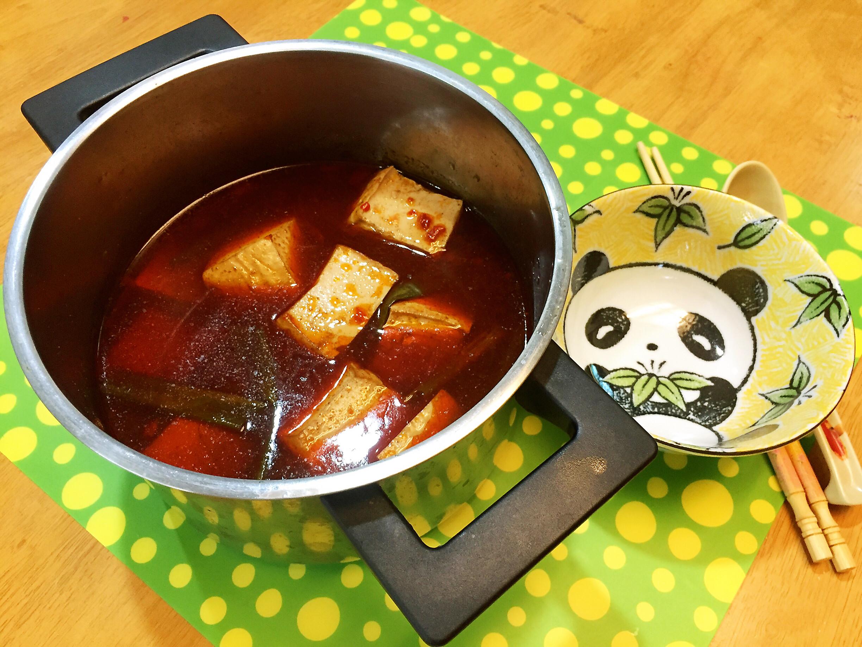麻辣鍋(三步驟變出美味鍋底)