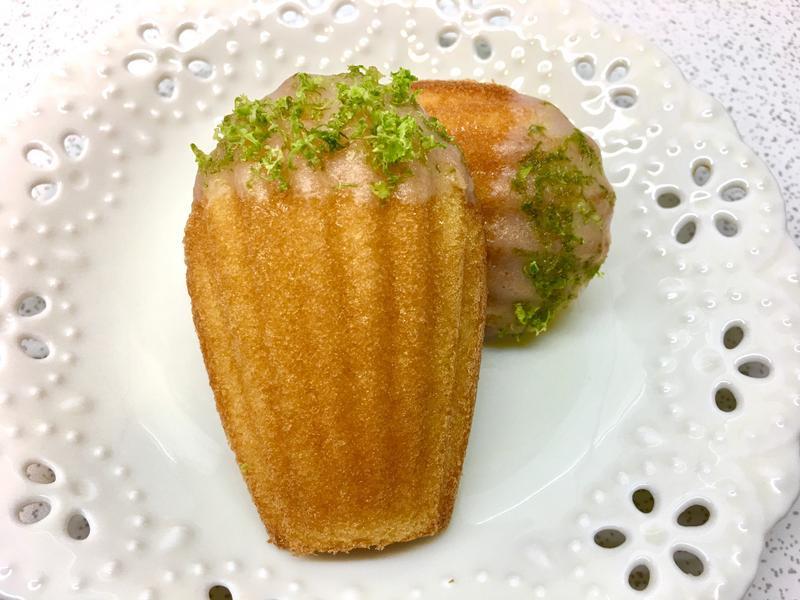 檸檬糖霜瑪德蓮🍋🍋