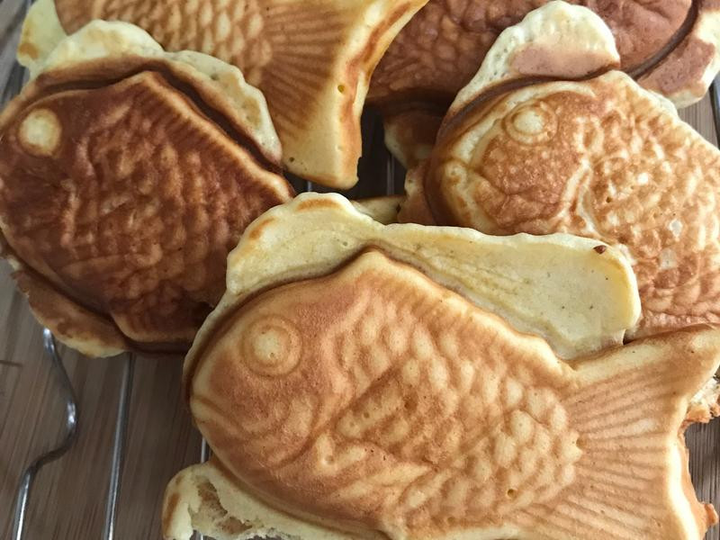 鯛魚餅的圖片搜尋結果