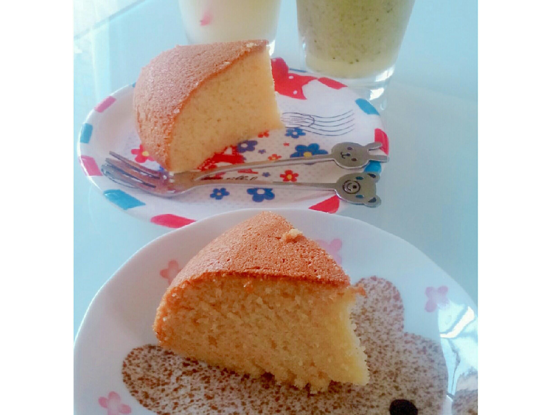 蜂蜜蛋糕【微電鍋】