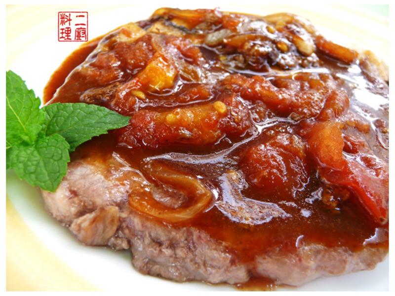 《二廚料理低GI》沙朗牛排(約214.03大卡)