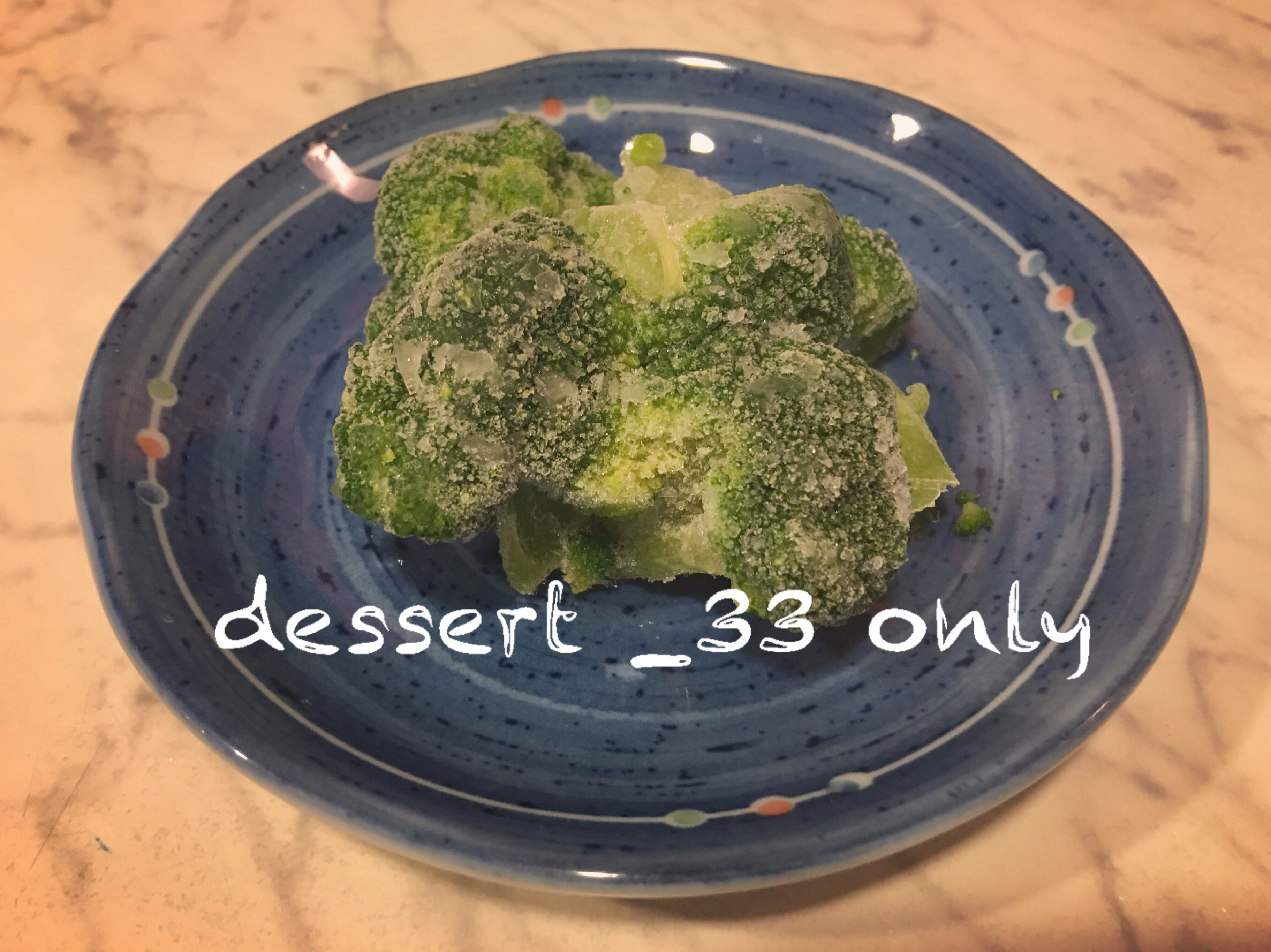 超方便!冷凍青花菜(綠花椰菜)🥦