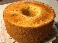 芝士戚風蛋糕