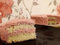 桑梅慕斯蛋糕