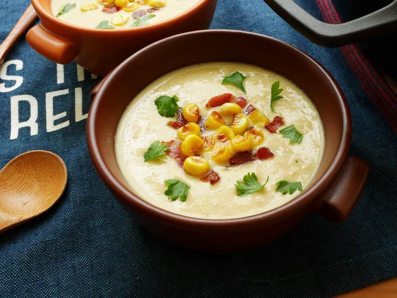玉米濃湯升級版
