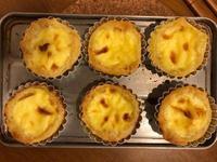 不可控溫小烤箱-葡式蛋撻改良版