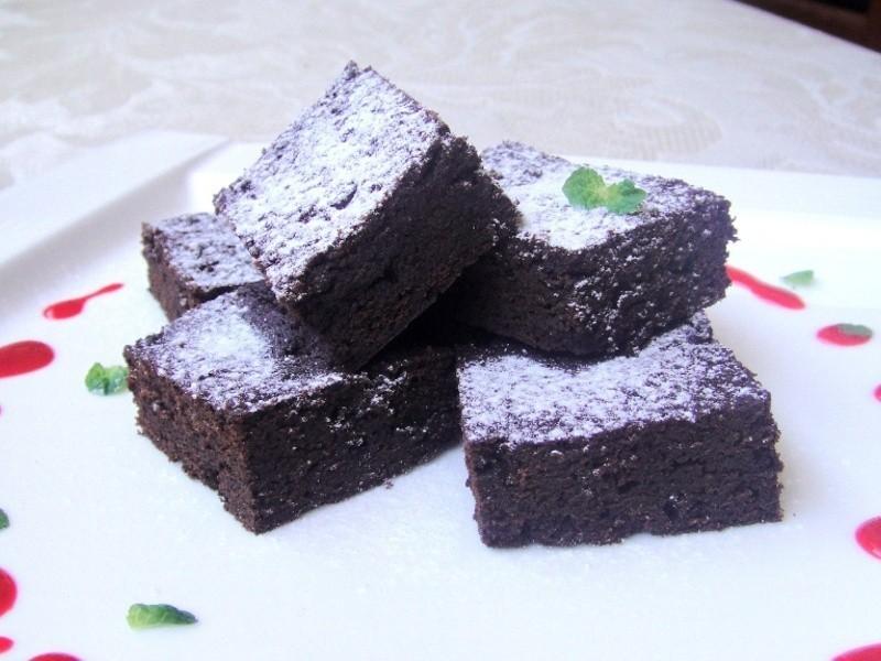 經典巧克力布朗尼 Brownies