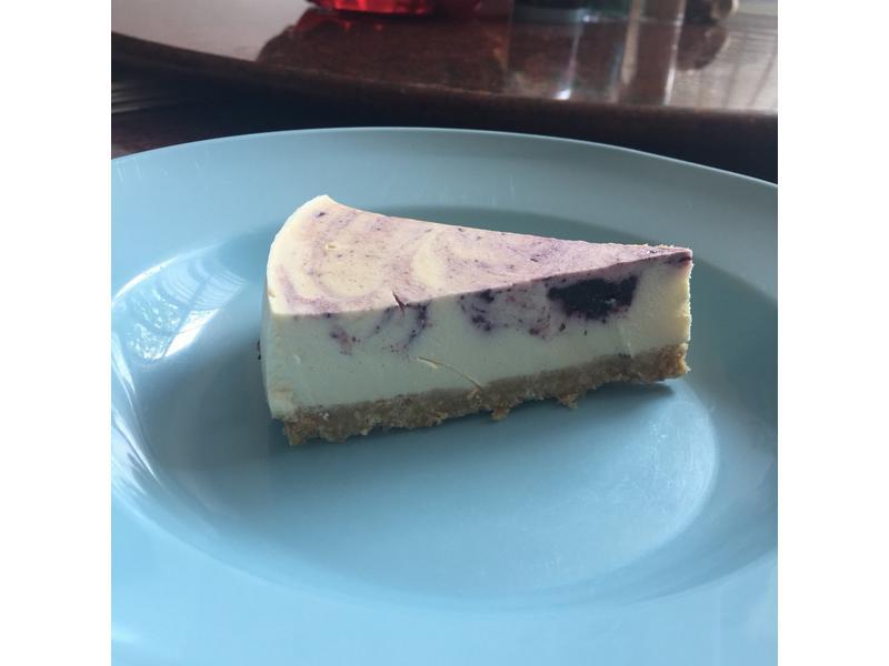 8吋藍莓生乳酪蛋糕