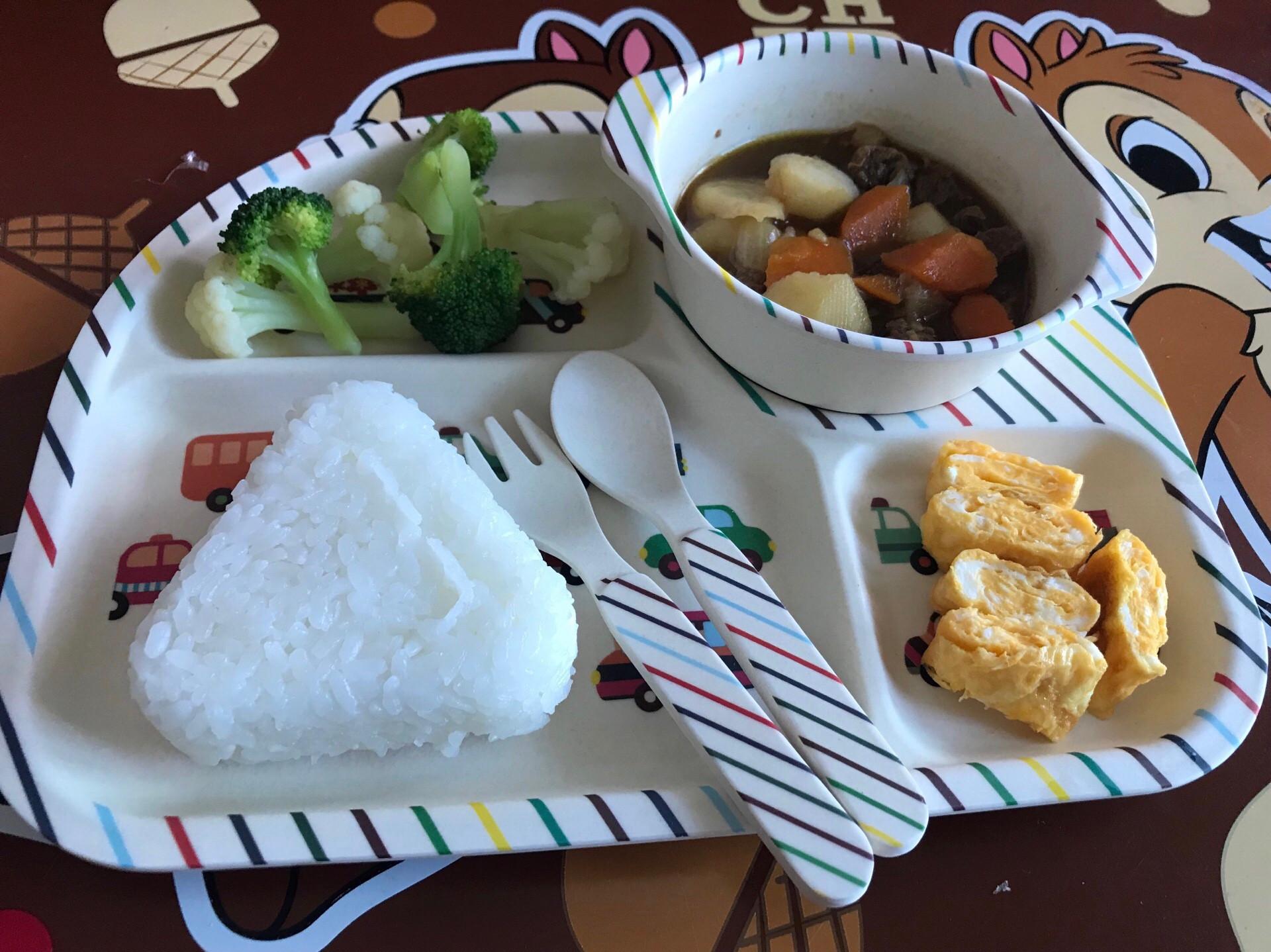 咖喱兒童餐