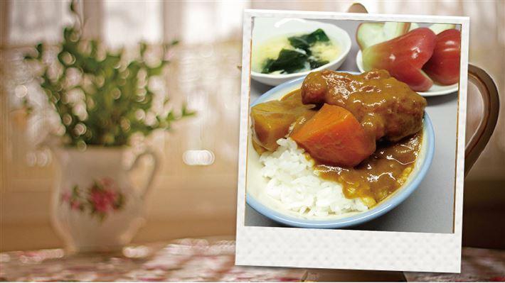 【腹膜透析】咖哩雞飯套餐