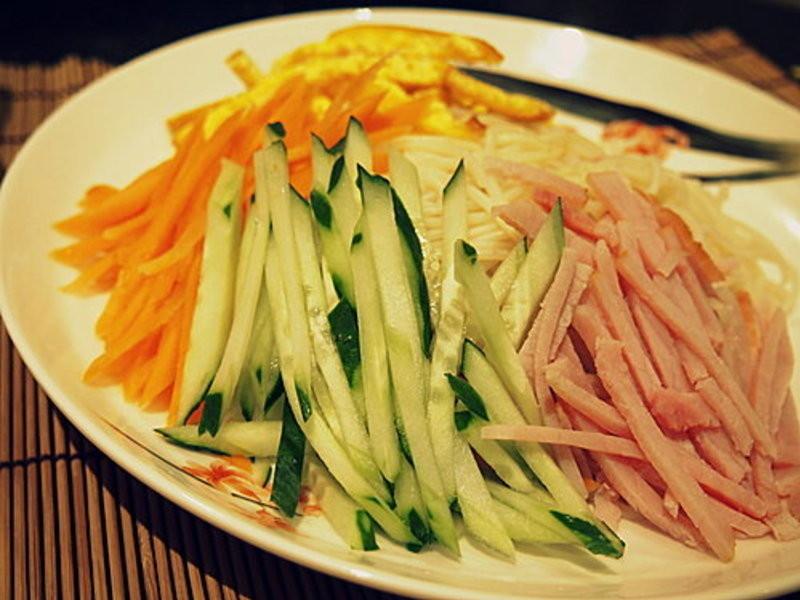 【深夜食堂】中華涼麵