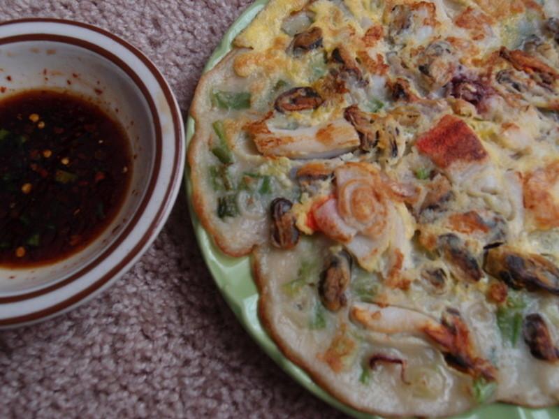 [韓式]海鮮煎餅