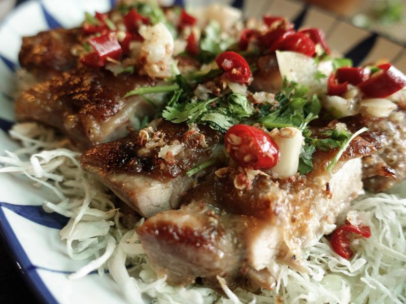 (有圖解)泰式椒麻雞與高麗菜絲絕搭的醬汁