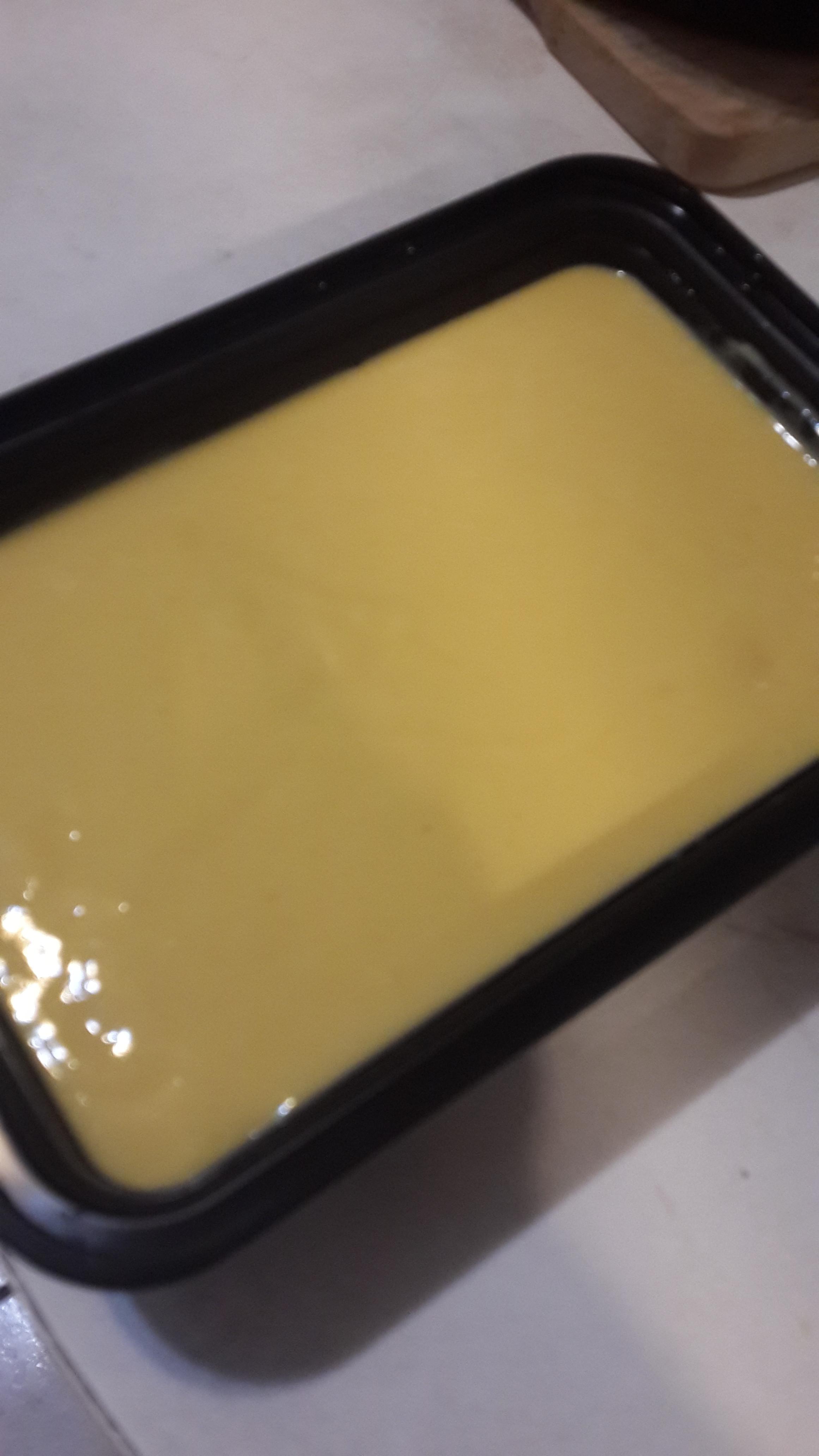 芒果布丁 Mango Pudding