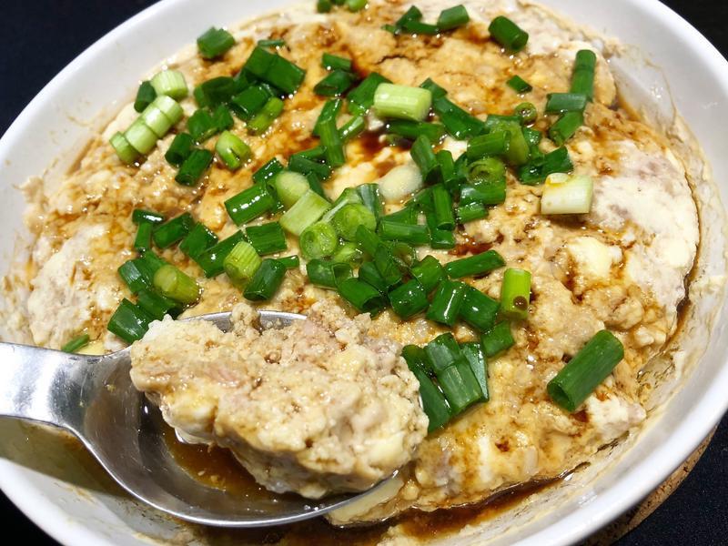 CDE-肉碎蒸豆腐 [清淡有營養小菜]
