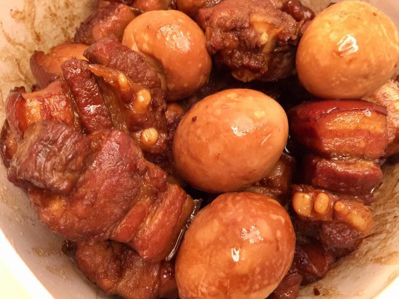 Q彈無湯汁~控肉❤️色香味具全😯魯肉