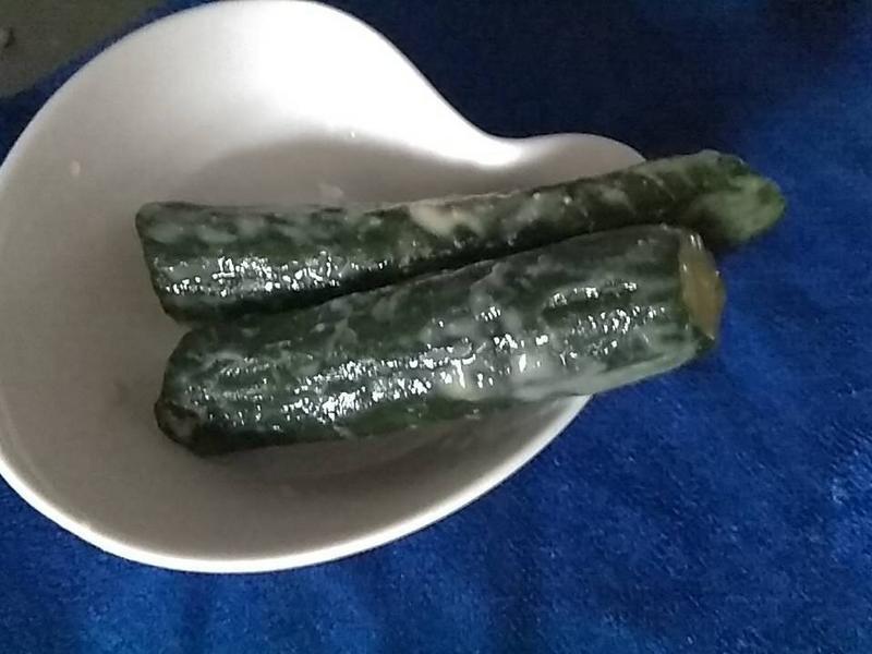 【涼拌】味噌小黃瓜