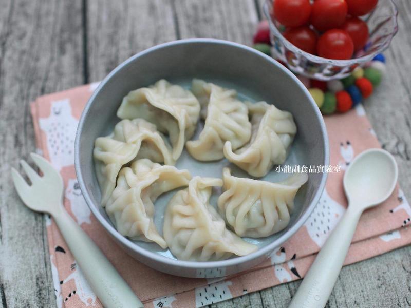 幼兒食譜【龍鬚菜豬肉水餃】