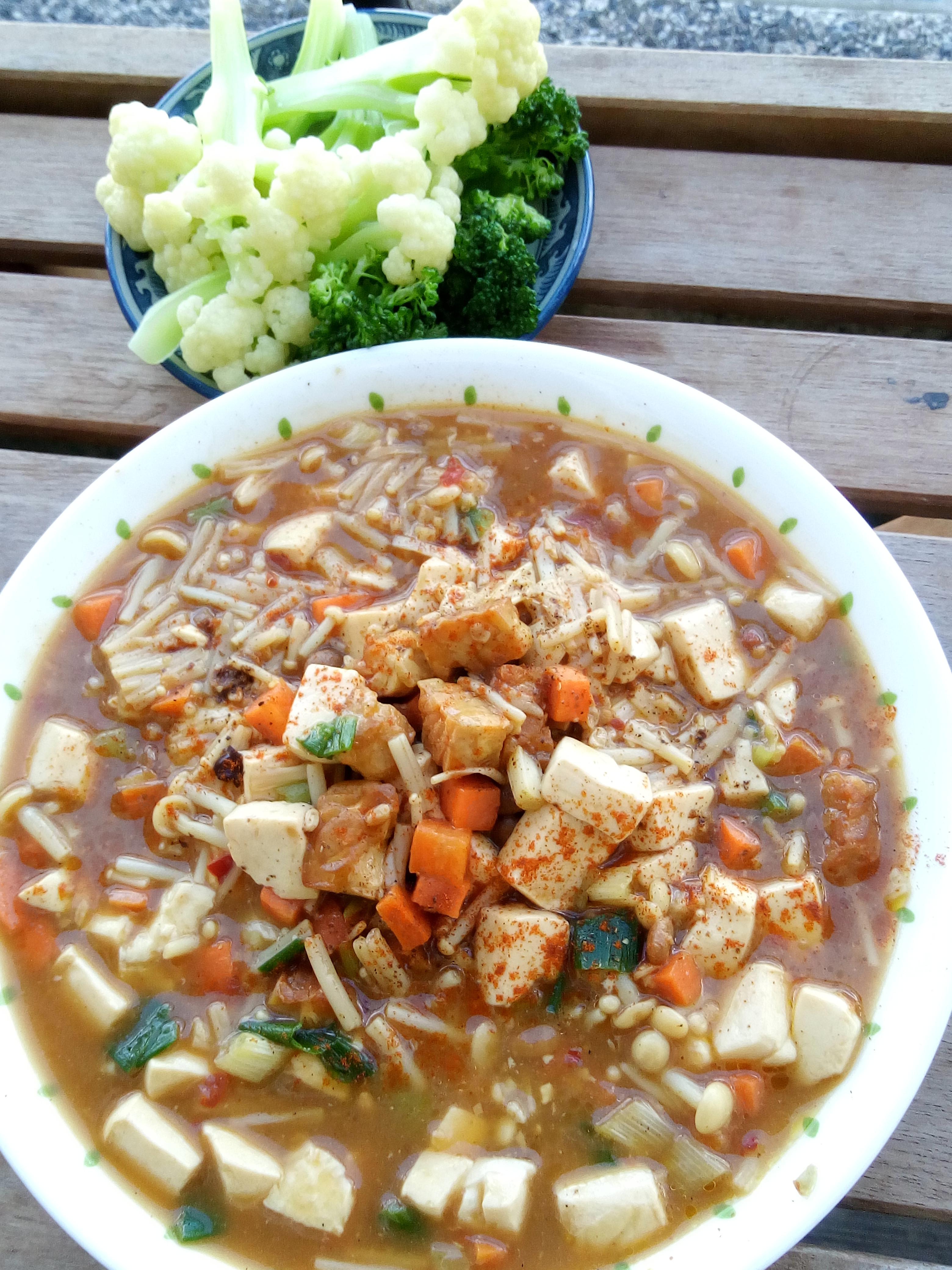 天貝麻婆豆腐