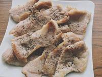 鹽燒松阪豬【外宿料理】