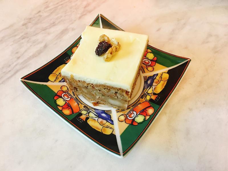 鳳梨紅蘿蔔蛋糕