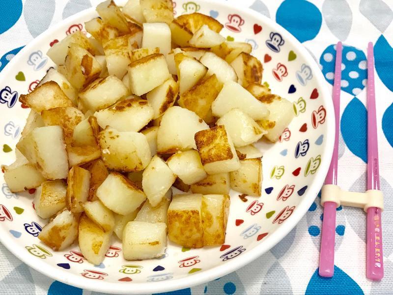 奶油香煎馬鈴薯