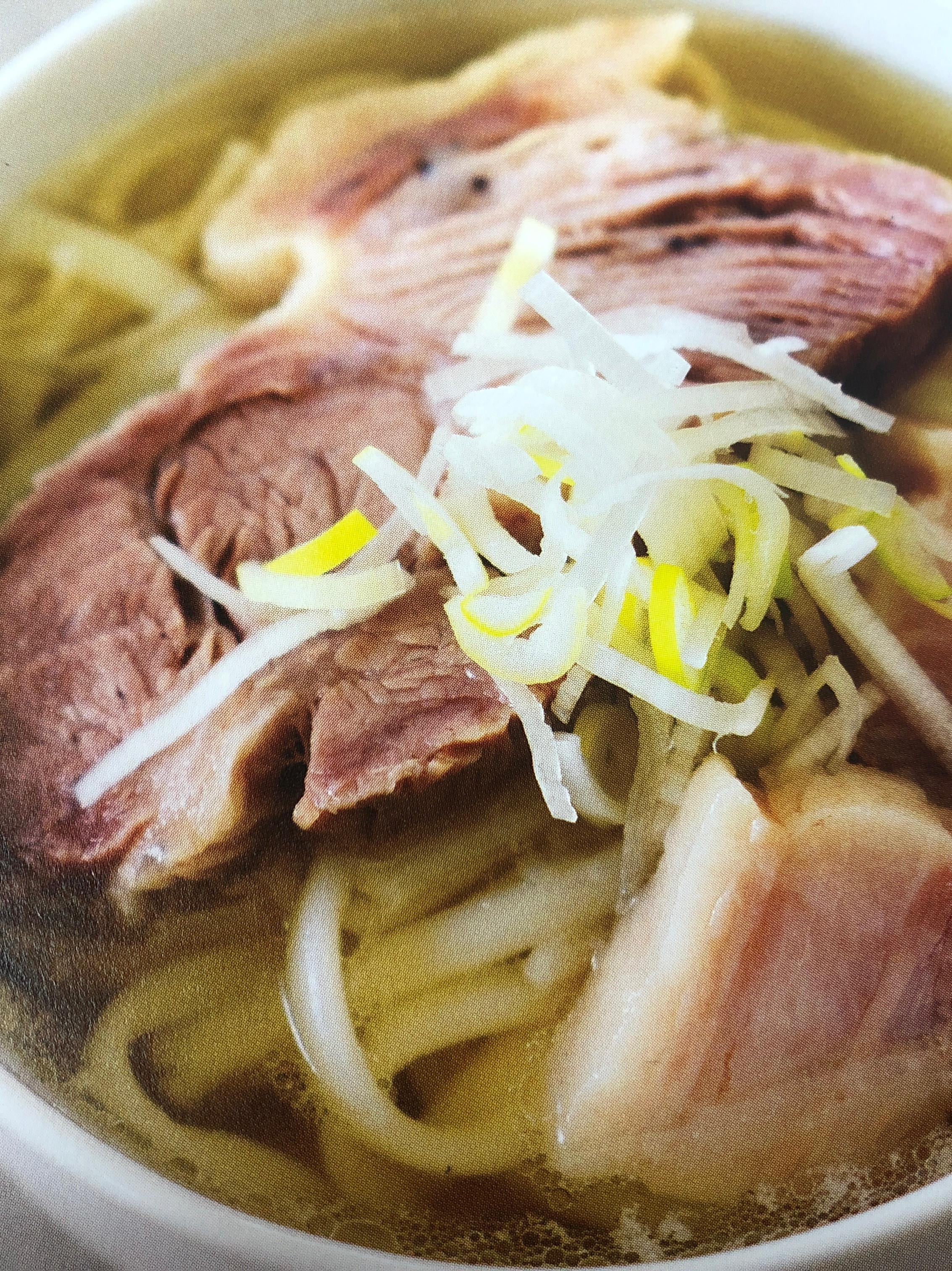 鹽味燉豬肉